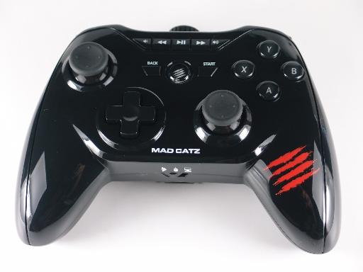 MAD CATZ C.T.R.L.R Mobile Game Pad Black
